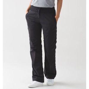 Lululemon Dance Studio Pant III Regular Lined Black Size 10